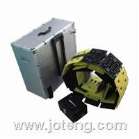 减速带式遥控阻车路障器