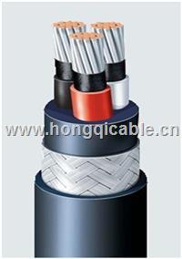 扬州红旗牌海洋工程用电力电缆 TFOU P1、RFOU P1、BFOU P5、 RU P18、 BU P17、 RFOU-VFD