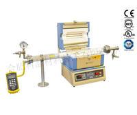OTF-1200X-S-DVD小型坩埚移动管式炉沈阳科晶