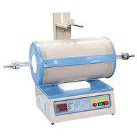GSL-1100X-S-1100℃多工位管式炉