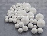 低硅瓷球填料批发 直径3毫米至76毫米
