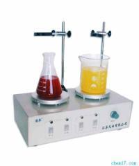 多头磁力加热搅拌器 HJ-2
