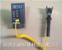 台湾泰仕温度计TES-1310+NR-81535B四轮探头 TES-1310,NR-81535B