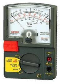 DM1008S机械式兆欧表