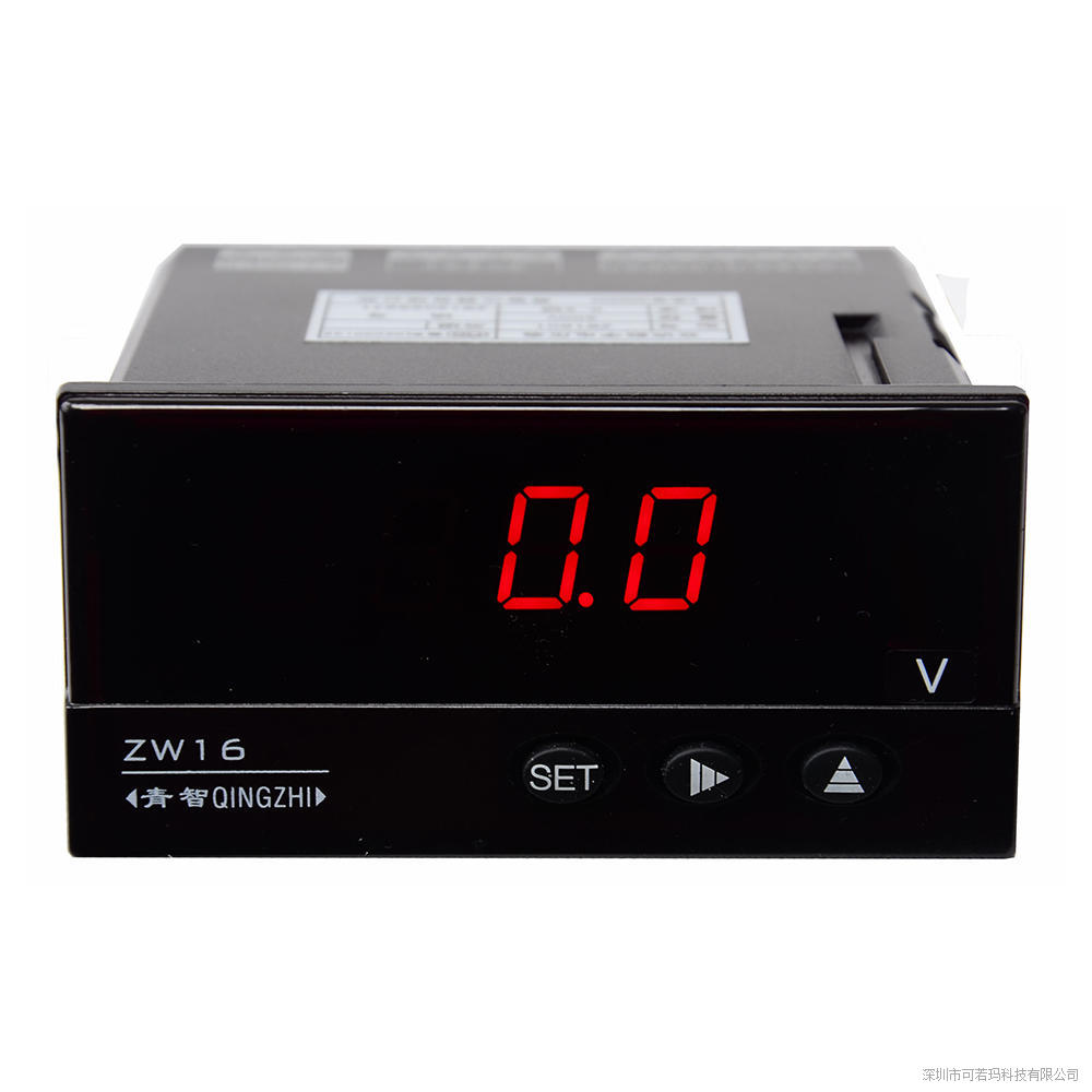 ZW1601 青智ZW160X系列交流电压表(0.5级)