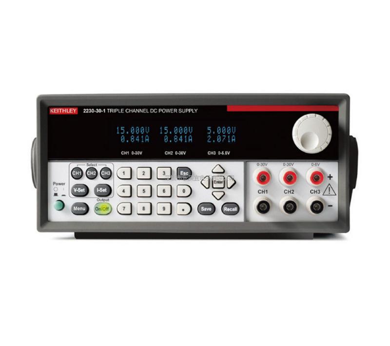 TEKTRONIX/泰克 吉时利2230G-30-1型双通道可编程直流电源