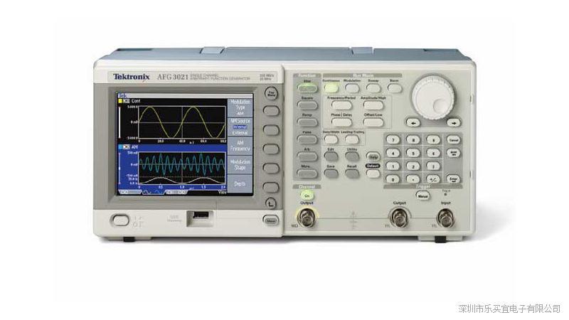 美国泰克AFG-3000系列函数信号发生器