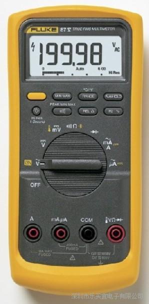 福禄克Fluke 87-V数字万用表 汽车数字万用表