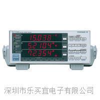 日本横河WT210功率计