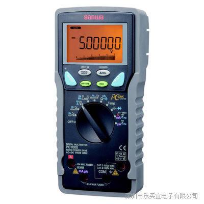 日本三和 Sanwa pc7000 数字万用表