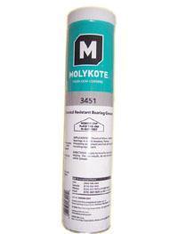MOLYKOT FS3451 氟硅润滑脂  FS3451