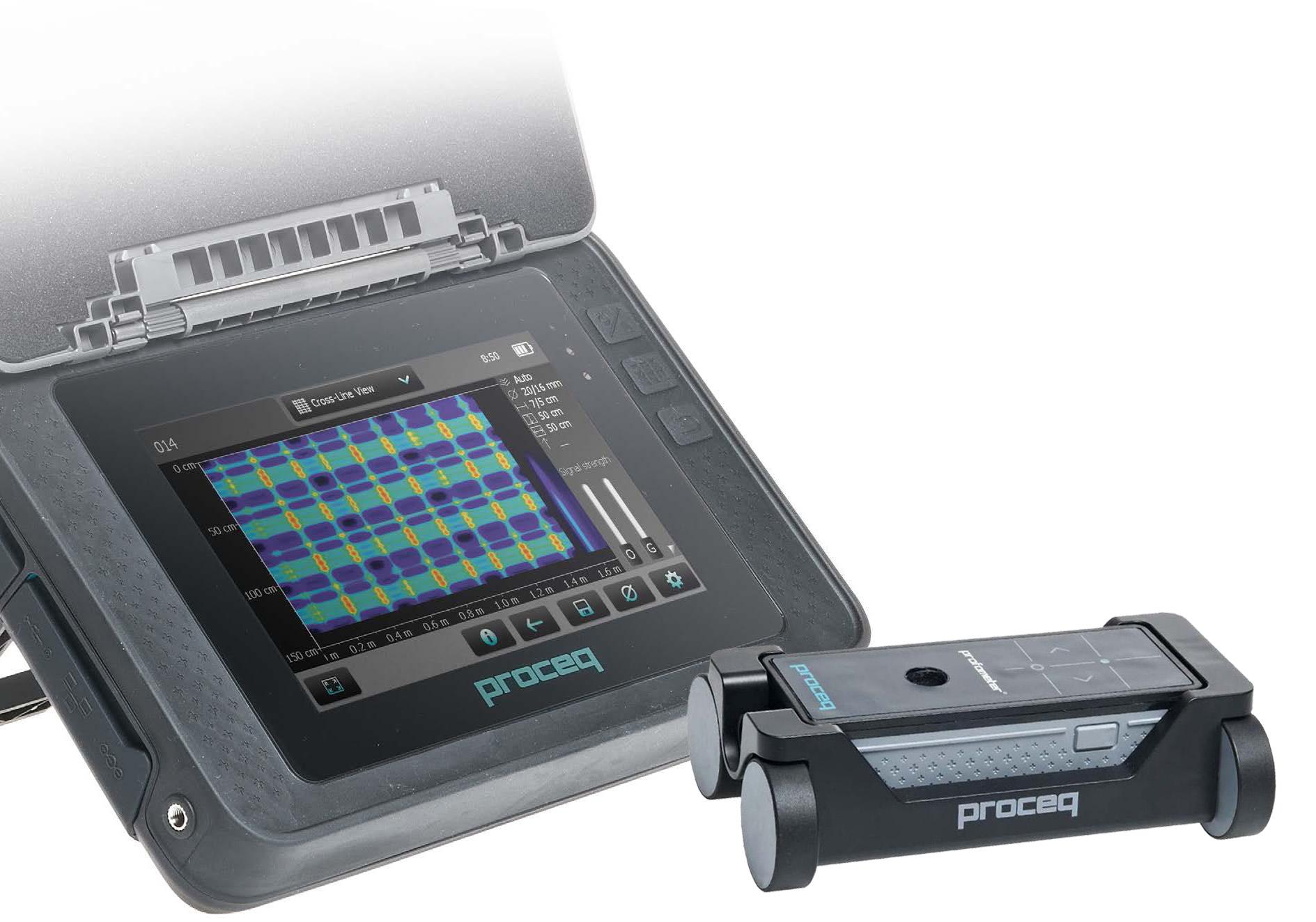 PM630AI钢筋扫描仪