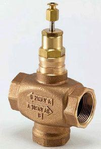 霍尼韦尔电动阀门,霍尼韦尔V5011P二通电动调节阀 V5011P V5011P1004 V5011P1012 V5011P1020 V5011P1038