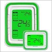 霍尼韦尔电子式数字温控器,T6800H2WN,T6800V2WN T6800H2WN,T6800V2WN
