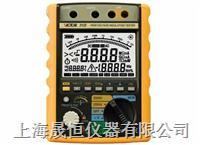 絕緣電阻測試儀VICTOR 3125 VICTOR 3125