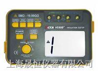 絕緣電阻測試儀VC60D+ VC60D+
