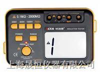 絕緣電阻測試儀VC60B+ VC60B+