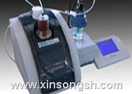 ZDJ-5型库仑滴定仪