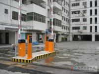 停车场车位引导系统 智能小区停车场的车辆