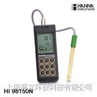 HI 98150N 便携式微电脑PH/ORP/℃测定仪 HI 98150N