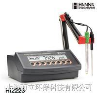 HI2223专业实验室pH/ORP/温度测定仪 HI2223