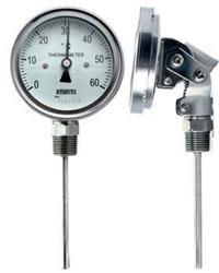 135°向型雙金屬溫度計 安徽天康WSS-524