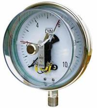 磁助電接點壓力表 YZXC-100