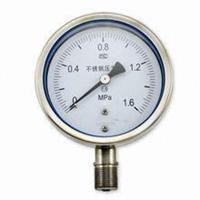 全不銹鋼耐震壓力表 YTN-100H YTN-150H YTN-160H
