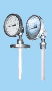 耐腐蝕雙金屬溫度計 WSSF-481