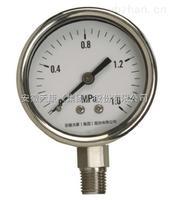 不銹鋼壓力表 YBFN-100