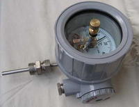遠傳雙金屬溫度計 安徽天康WSSP-511 WSSP-411