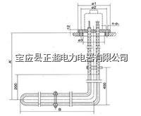 SRY5(SRY10 SRY11 SRY12 SRY13)顶置角尺式电加热器