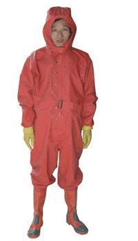 消防防化服(RFH-01),轻型防化服 RFH-01