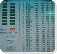 往復機控制界面 TW-0700X