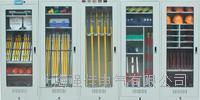 电力全智能型安全工具柜 电气普通显示屏自动恒温除湿工器具柜  DLG