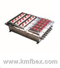 BXM鑄鋁合金防爆配電箱