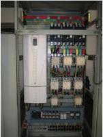 PLC变频控制柜 西门子PLC