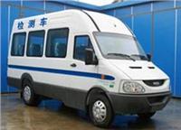 天然气管道维抢修中心检测化验车 YK9900