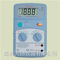 MS5201声光报警数字兆欧表 MS5201