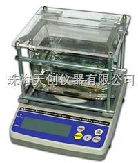 市面上称重大量程QL-6000E固体密度测试仪 QL-6000E