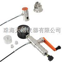 供应批发零售数显式易高F506-20D 20mm锻模金属附着力测试仪 F506-20D