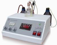 卡尔费休滴定法KF-1A数显半自动水分测定仪 KF-1A