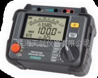 共立3025A数字2500V高压绝缘电阻测试仪 KEW3025A