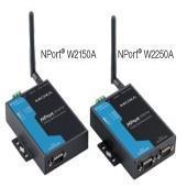 NPort W2250A代理MOXA无线串口联网服务器
