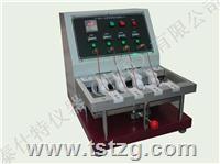 鞋類皮革彎曲防水測試儀,各類皮革動態防水試驗機 TSB012
