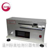 全自动织物硬挺度仪YG022D型