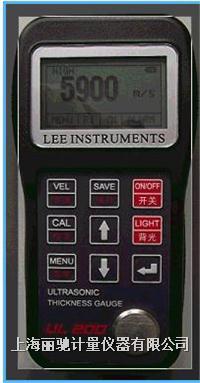 美国LEE超声波测厚仪