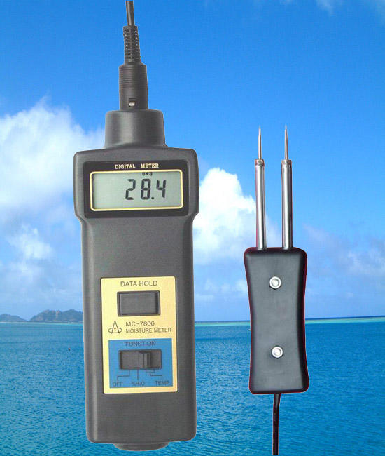 MC-7806木材水份仪/MC-7812感应式水份仪