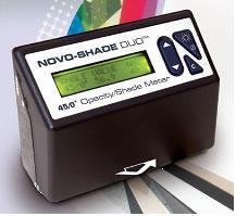 英国RHOPOINT公司 NOVO-SHADE DUO 反射率/遮盖力仪