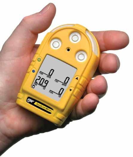 加拿大 MC-X GasAlertMicro 复合气体检测仪